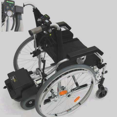 מנועי עזר לכסאות גלגלים