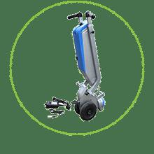 מנוע עזר לכסא גלגלים ידני